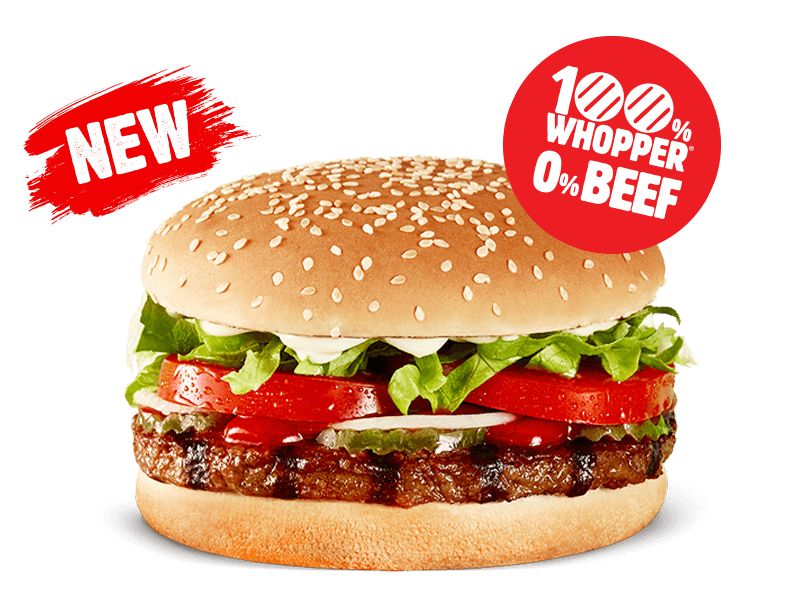 Rebel Whopper®