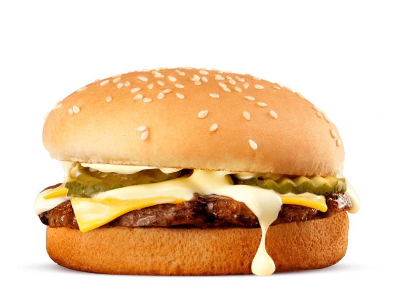 Cheesy Cheeseburger