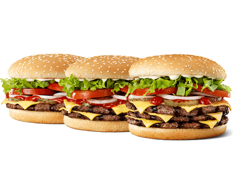 Whopper® Cheese Range