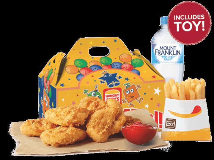 Kids Meal Hungry Jack S Australia
