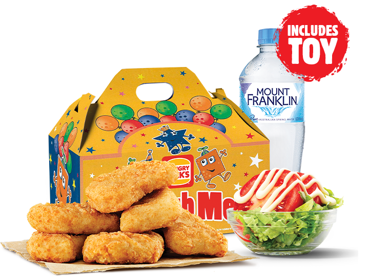 6 Nuggets Kids Pack