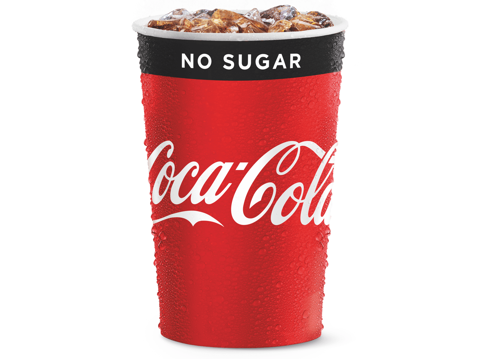 Coke® No Sugar