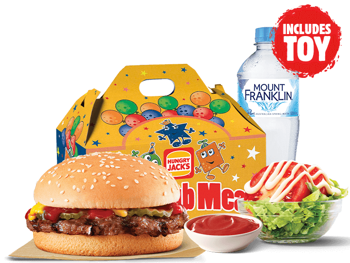Hamburger Kids Pack